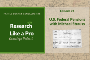 RLP #94: U.S. Federal Pensions with Michael Strauss
