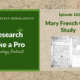 RLP 102: Mary French Case Study