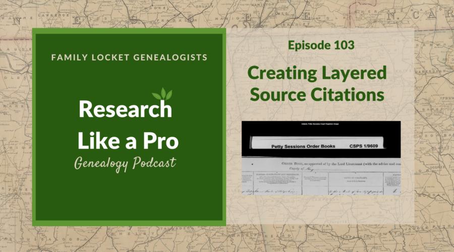 RLP 103: Creating Layered Source Citations