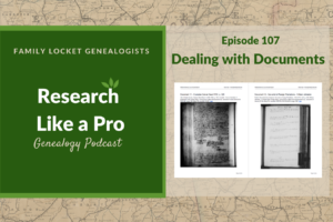 RLP 107: Dealing with Documents