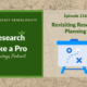 RLP #116: Revisiting Research Planning