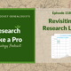 RLP 118: Revisiting Research Logs