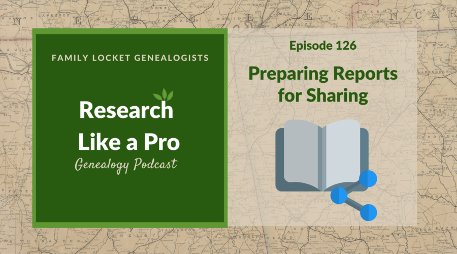 RLP 126: Preparing Reports to Share Online