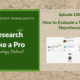 RLP 130: How to Evaluate an Ancestry Thrulines Hypothesis