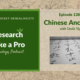RLP 138: Chinese Ancestry with Linda Yip