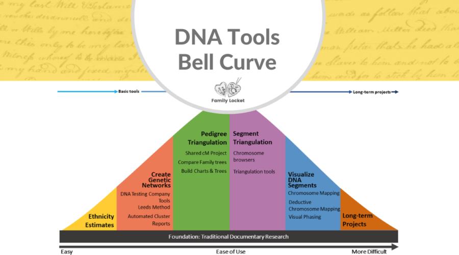 DNA Tools Bell Curve