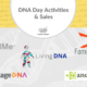 DNA Day 2021 Activities and Sales