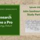 RLP 150: John Isenhour Case Study Part 1