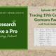 RLP 157: Tracing 19th Century Germans Part 2