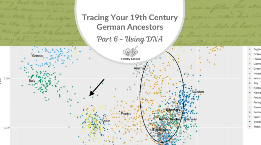 Part 6: Tracing Your 19th Century German Ancestors: Using DNA