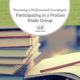 Becoming a Professional Genealogist: Participating in a ProGen Study Group