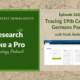 RLP 162: Tracing 19th Century Germans Part 3