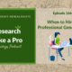 RLP 166: When to Hire a Professional Genealogist